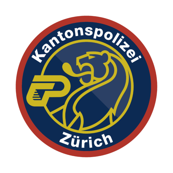 Badge der Kantonspolizei Zürich