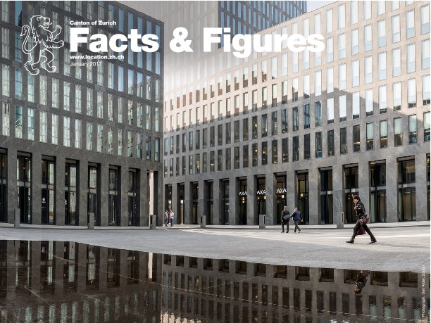Facts & Figures about the Canton of Zurich